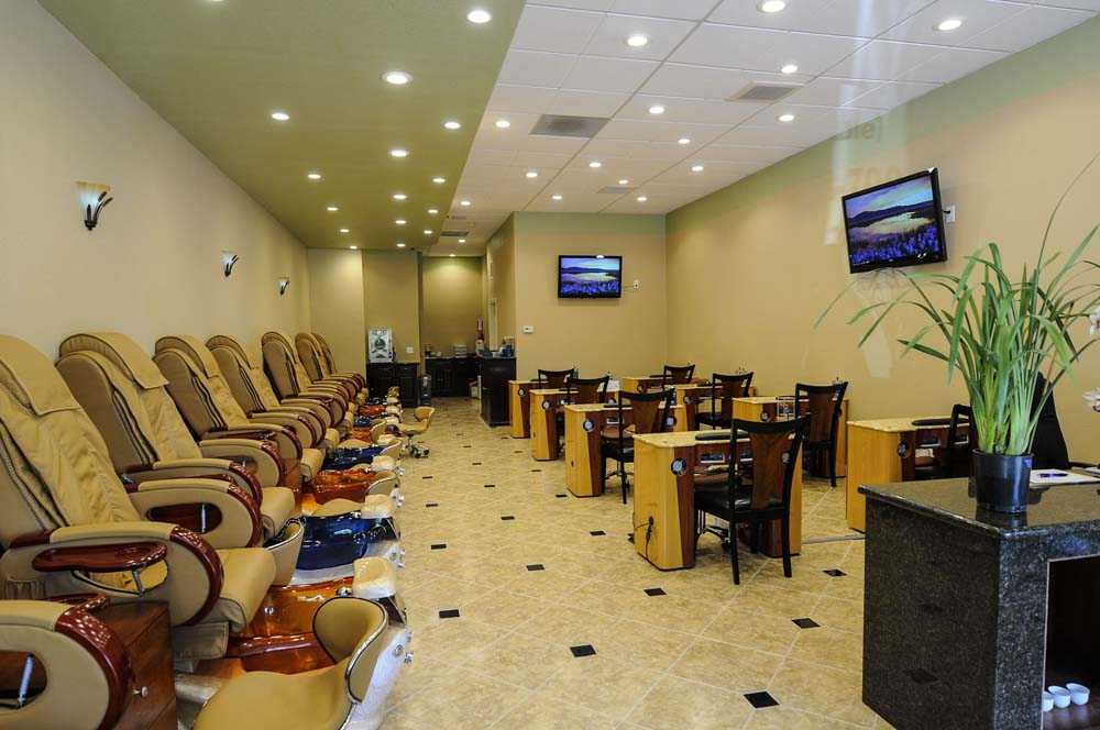 our salon nail salon nail salon design gallery - Nails Salon Design Ideas